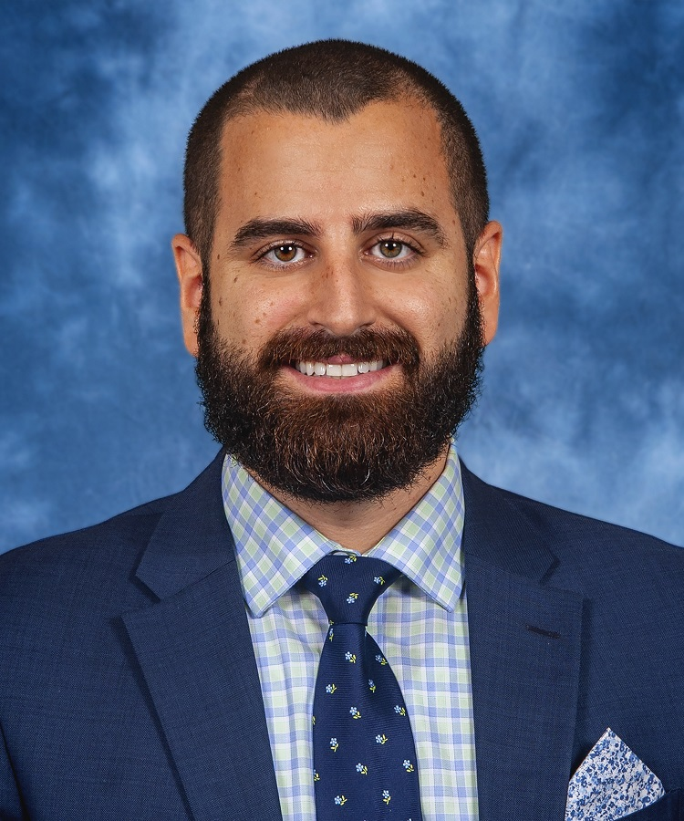 Midwestern University Clinics Faculty John Gialousakis head shot news item