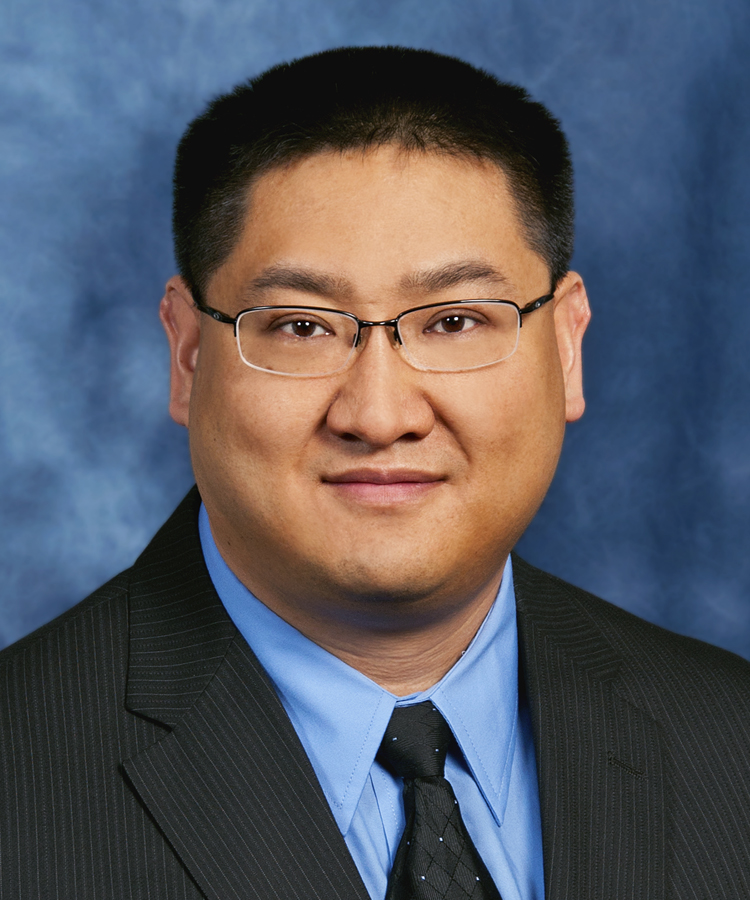Midwestern University Clinics Faculty James Lin