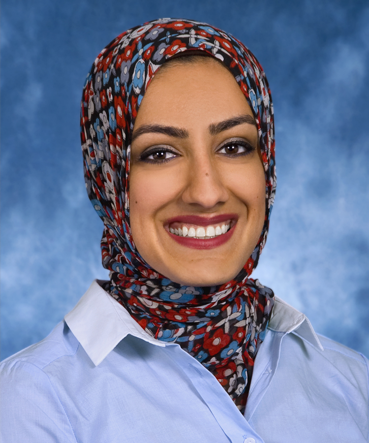 Midwestern University Clinics Faculty Naureen Haroon