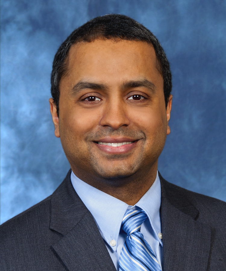 Midwestern University Clinics Faculty Sunil Philip