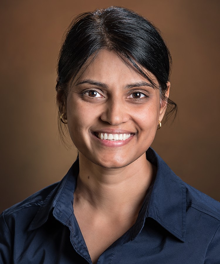 Midwestern University Clinics Faculty Sabita Rao head shot news item