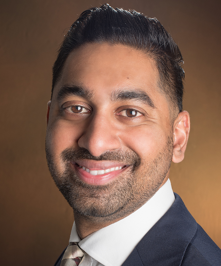 Midwestern University Clinics Faculty Bilal Shafi head shot news item