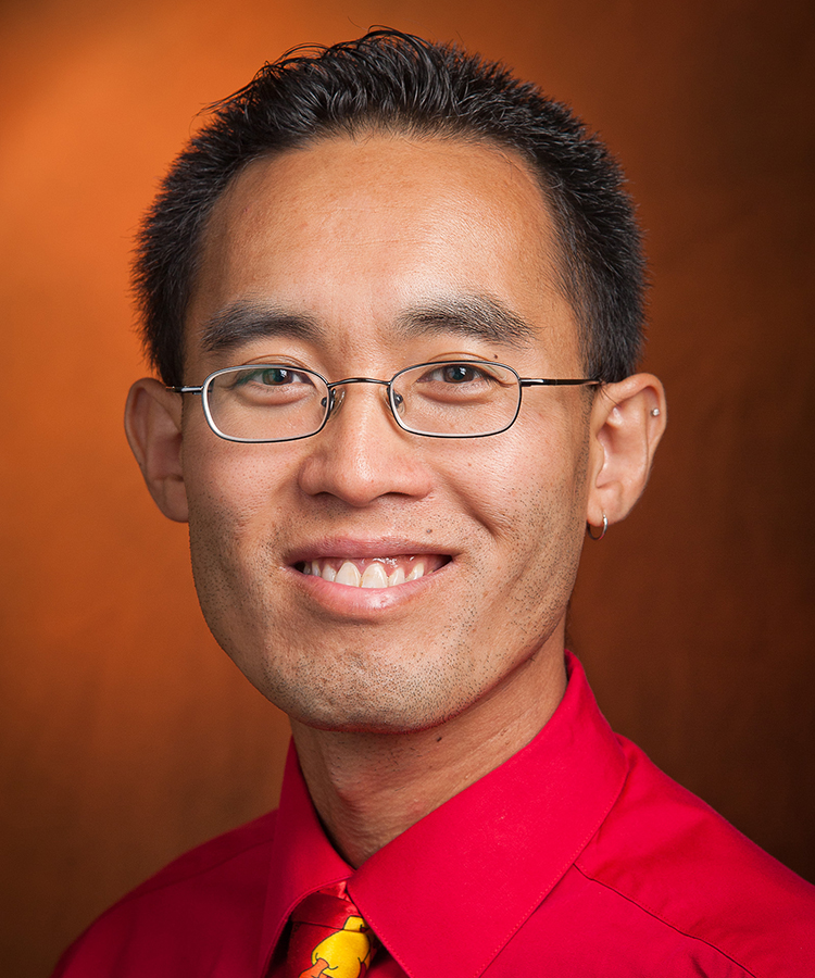 Midwestern University Clinics Faculty Trever Siu head shot news item