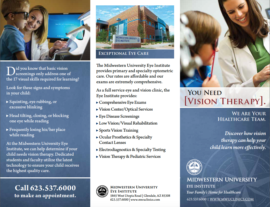 Vision therapy pediatric services midwestern university clinics vision therapy pediatric services altavistaventures Image collections
