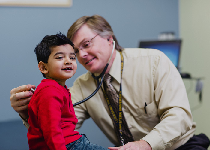 Midwestern University Clinics Family Medicine Pediatric Exam