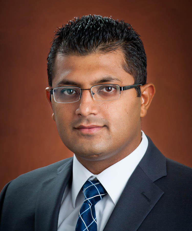 Midwestern University Clinics Faculty Vijay Parashar