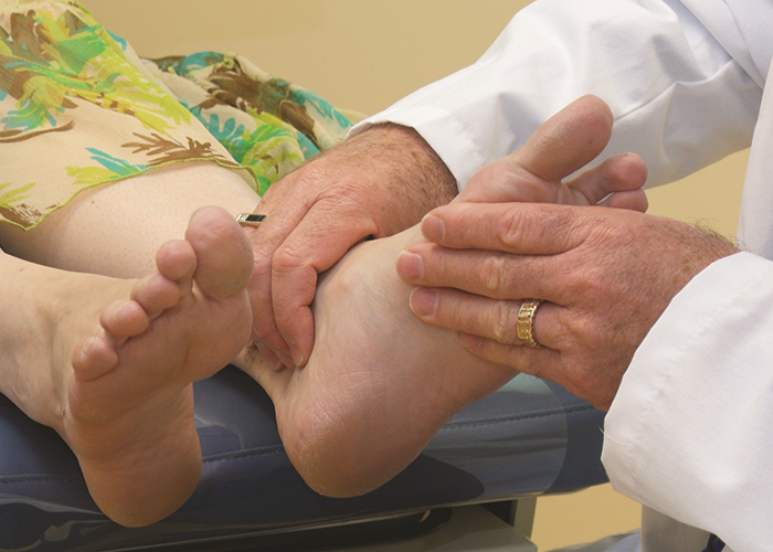 Midwestern University Foot And Ankle Clinic Podiatry Exam