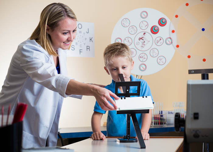 Midwestern University Clinics Arizona Eye Institute Protect Kid's Eyes
