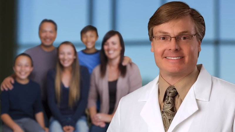 Midwestern University IL Family Medicine Doctor Family Patients