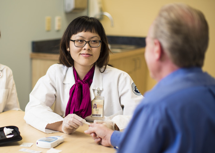 Midwestern University Clinics Pharmacist Patient Consultation